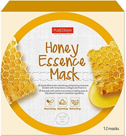 Purederm - PUREDERM Honey Essence Sheet Mask - 1 Piece