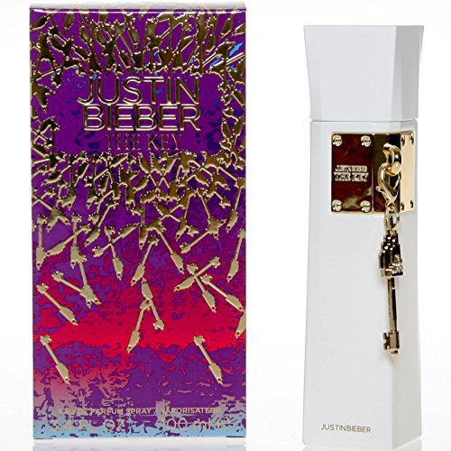 Justin Bieber - JUSTIN BIEBER THE KEY/JUSTIN BIEBER EDP SPRAY 3.4 OZ (W) (Pack of 7)