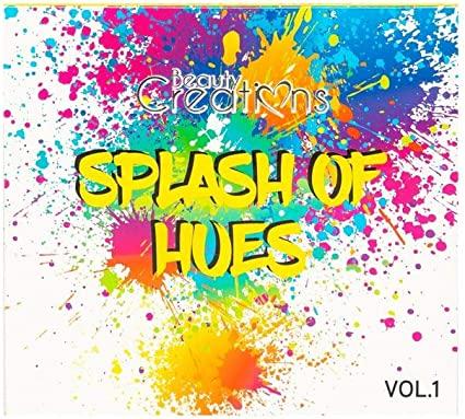 Amazon - BEAUTY CREATIONS Splash of Hues - Vol. 1