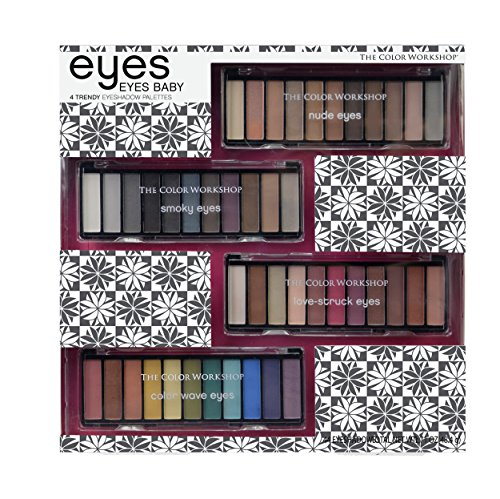 The Color Workshop - Eyes Baby Eyeshadow Palette Collection