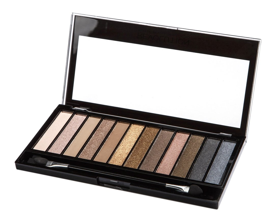 amazon.com - Makeup Revolution Redemption Eyeshadow Palette Iconic 1