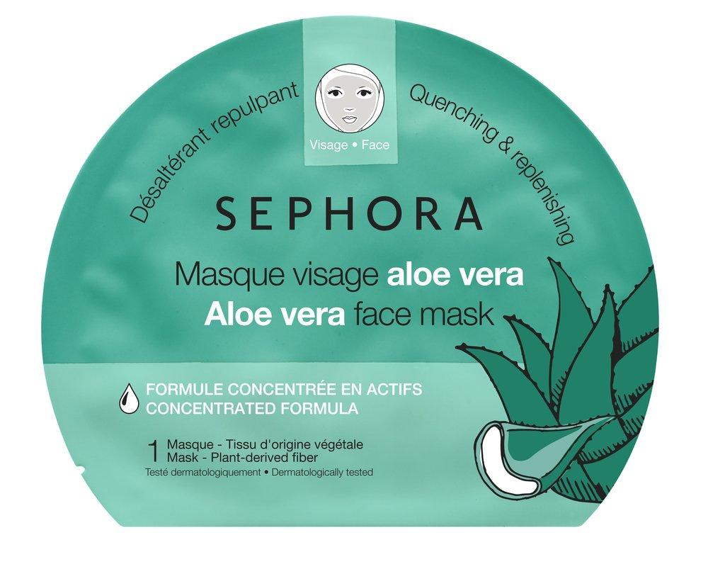 Sephora - Sephora Collection Aloe Vera Face Mask, Quenching & Replenishing