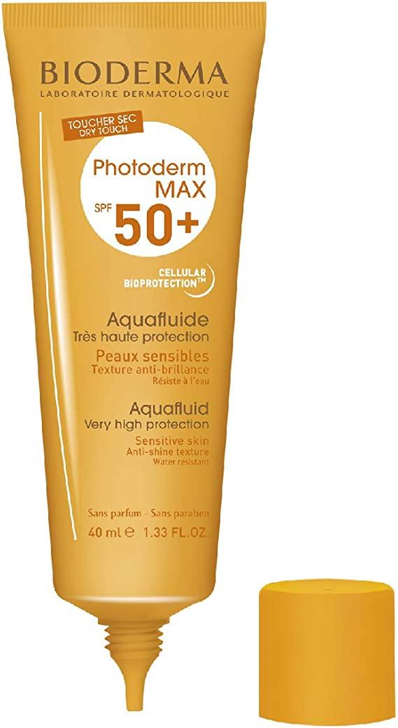 Libros - Bioderma Bloqueador Photoderm Max Dorado, Spf50, 40 ml