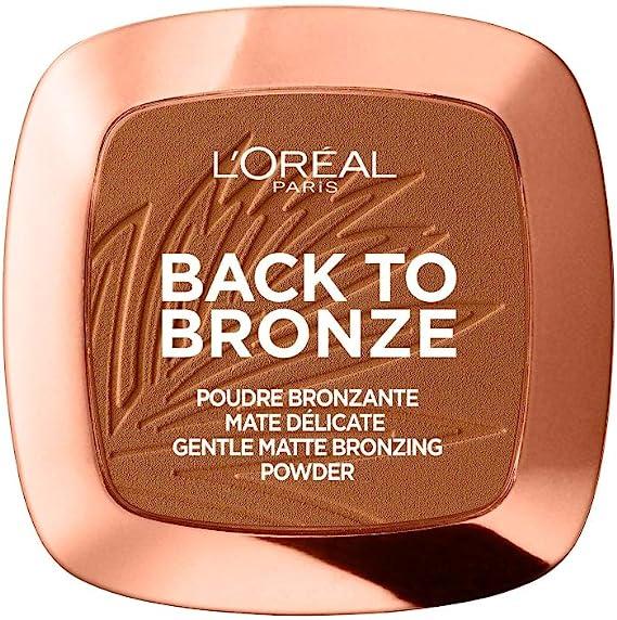 L'Oreal Paris - Back To Bronze Matte Bronzing Pressed Powder