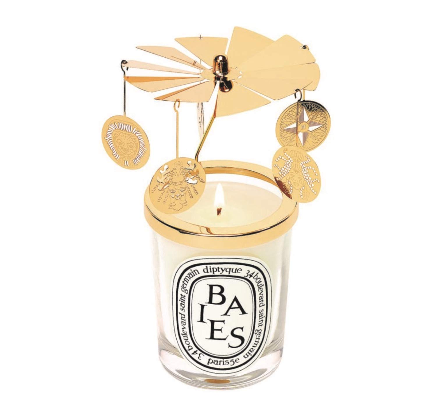 Diptyque - Holiday Christmas 2018 Carousel