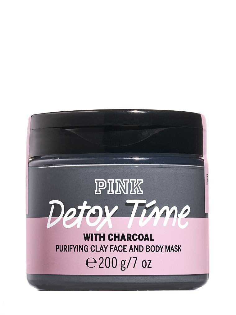 Victoria's Secret - Victoria's Secret PINK Detox Time Purifying Clay Face & Body Mask