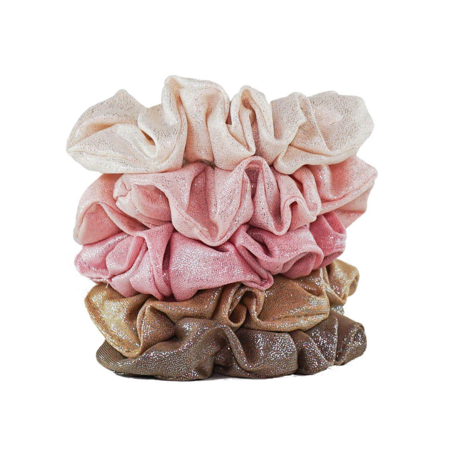 Kitsch - Kitsch Women's Metallic Scrunchies
