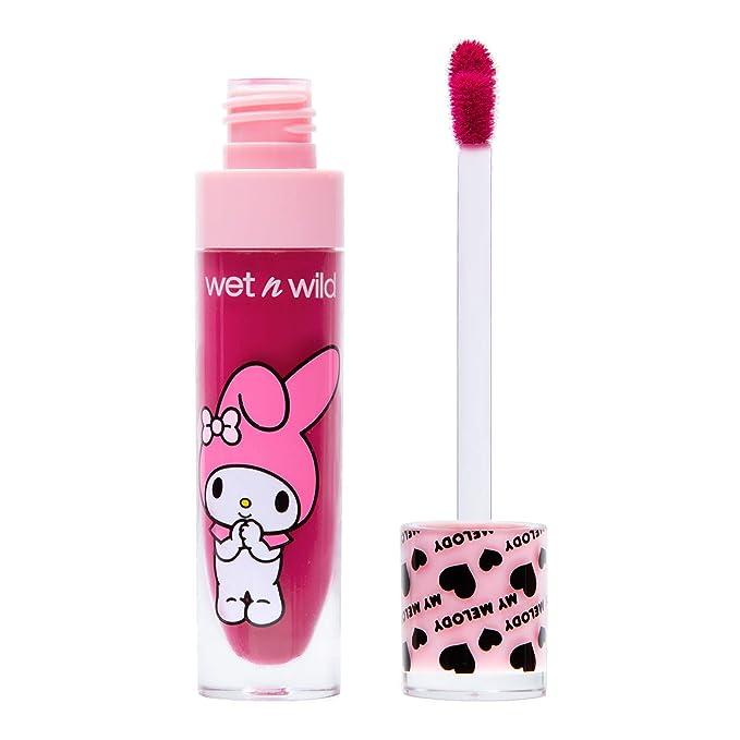 Wet N' Wild wet n wild Liquid Matte Lip Color, Sweetie Pie, 0.2 Ounce