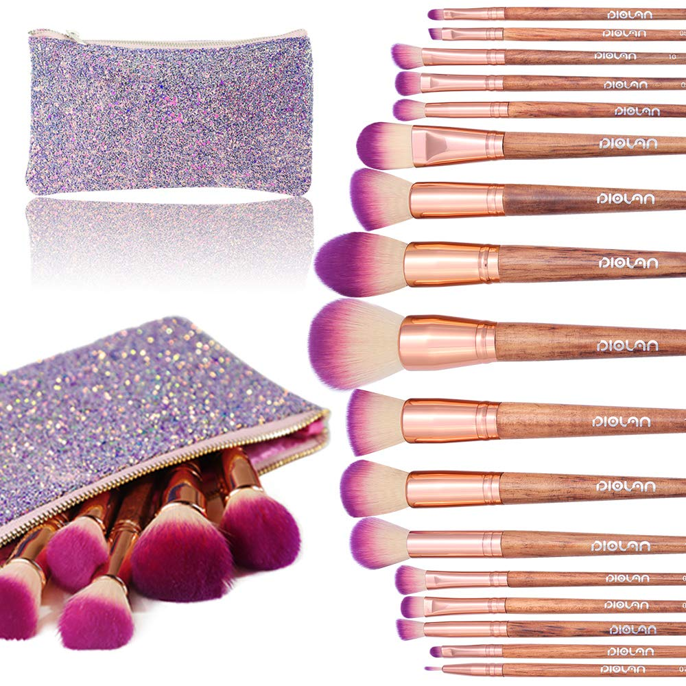 Diolan - Makeup Brush Set