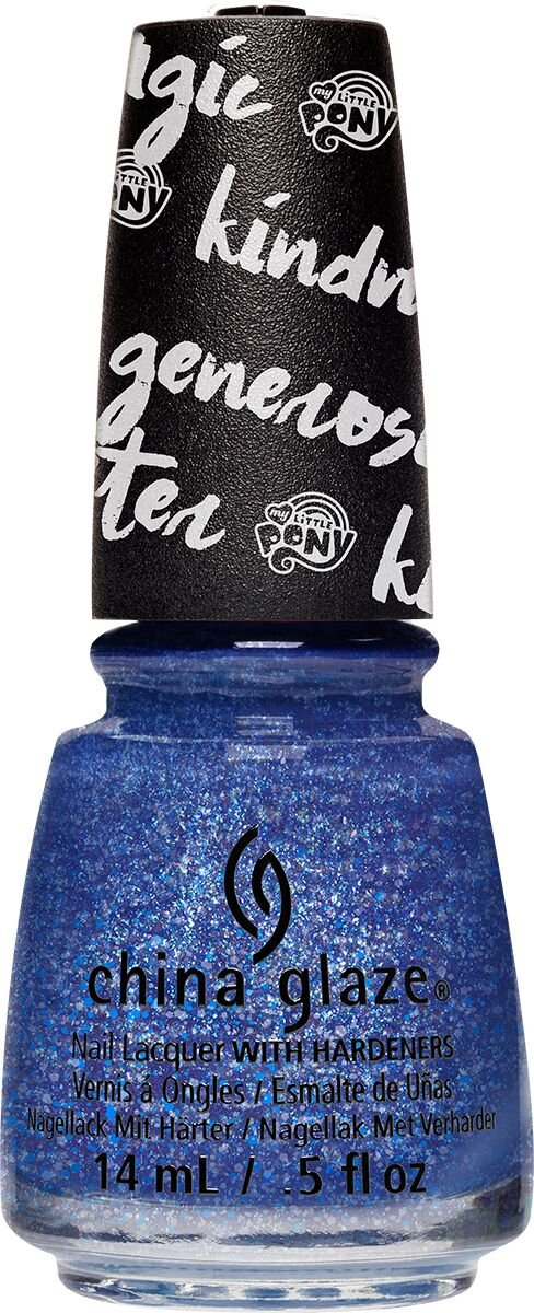 China Glaze - Let Your Twilight Sparkle Nail Polish