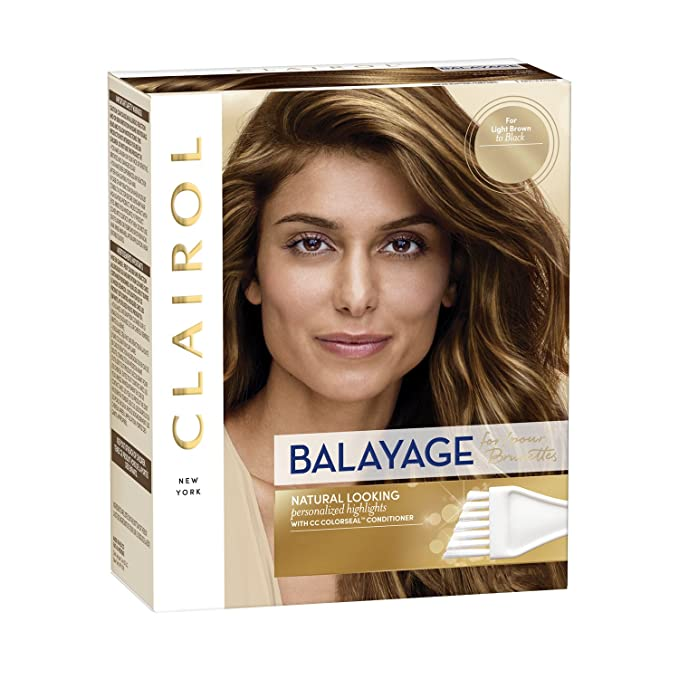 Clairol Clairol Nice'n Easy Balayage Permanent Hair Color, Brunettes, 1 Count