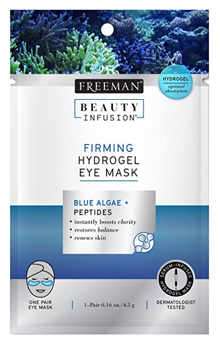 Ph Beauty-Freeman - Freeman Beauty Infusion Mask Eye Firming (6 Pieces)