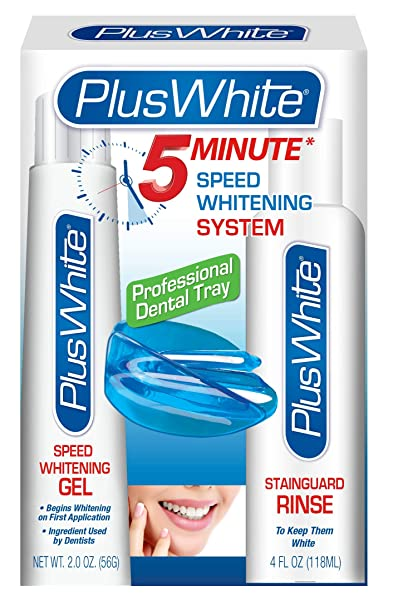 EMCW9 - Plus White 5 Minute Premier Teeth Whitening System