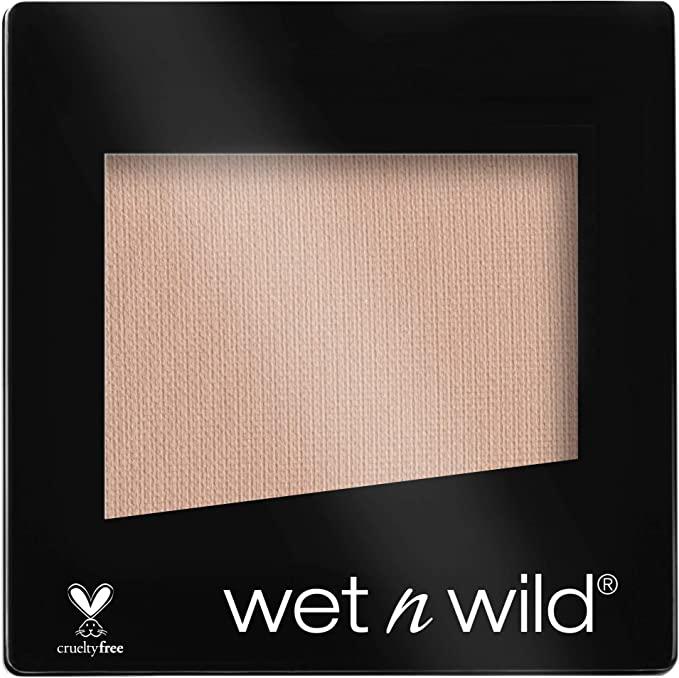 Wet N' Wild - WET N WILD Color Icon Eyeshadow Single - Brulee