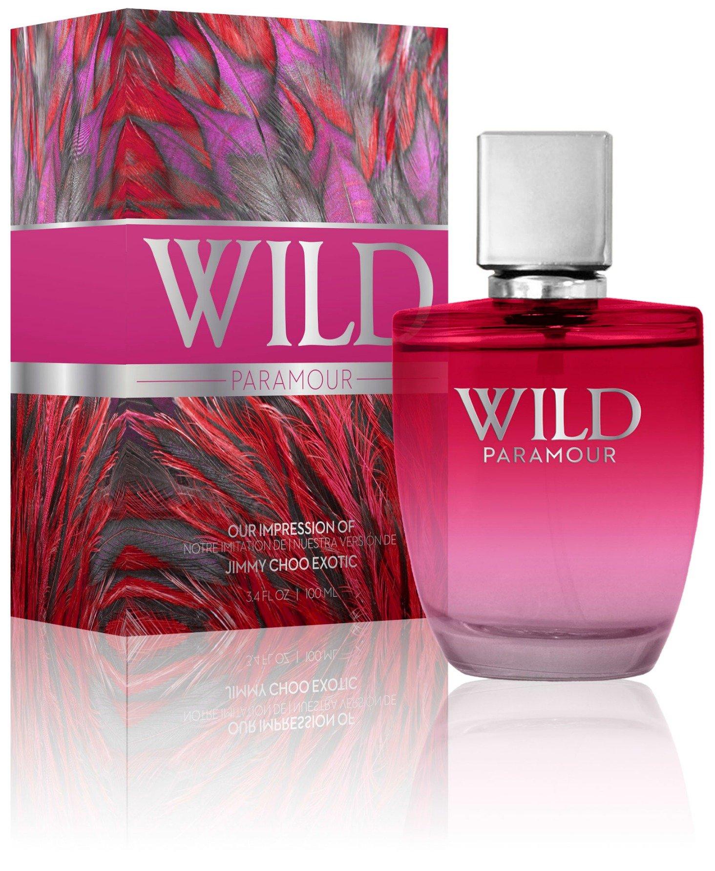 amazon.com - WILD PARAMOUR PERFUME for WOMEN 3.3 fl. oz. (impression of Exotic) by PREFERRED FRAGRANCE