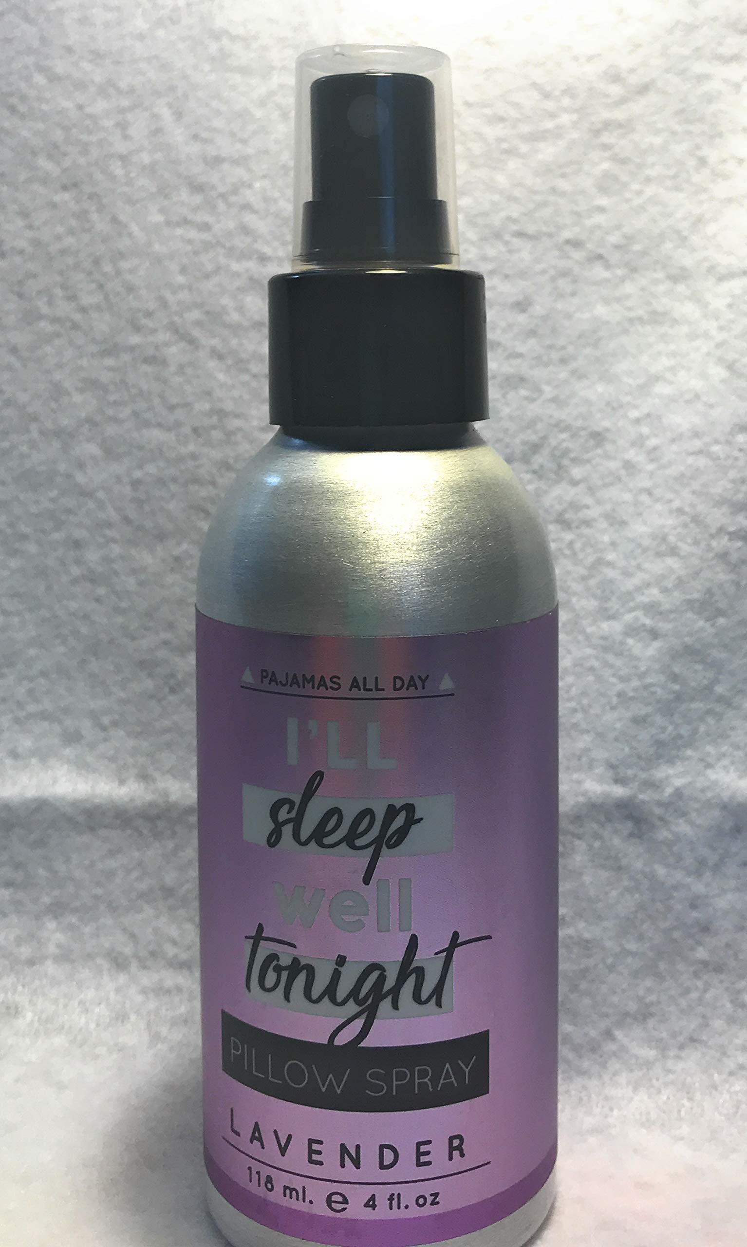 Pajamas All Day - I'll Sleep Well Tonight- Lavender Pillow Spray