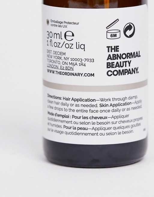 The Ordinary - Hemi-Squalane