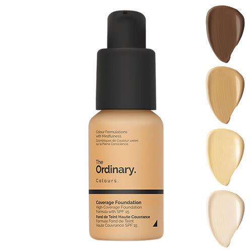 The Ordinary - Coverage Foundation
