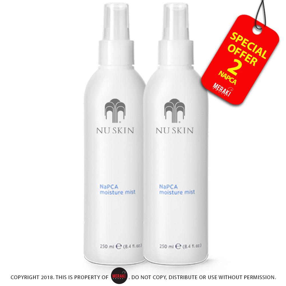 Nuskin - Hyaluronic Acid NapCa Nu Skin Moisture Mist Oil-free