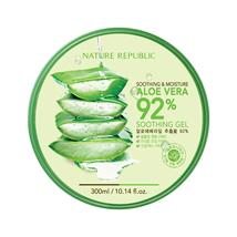 Nature Republic - Aloe Vera 92% Soothing Gel