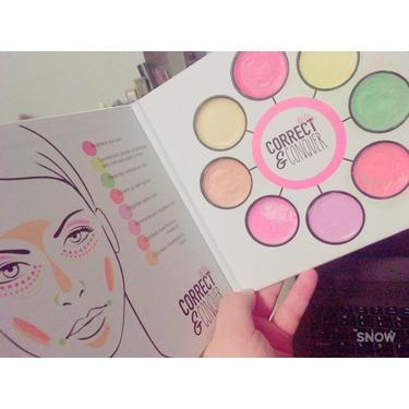 Ellen Tracy - Ellen Tracy Correct & Conquer Colour & Conceal Palette Reviews
