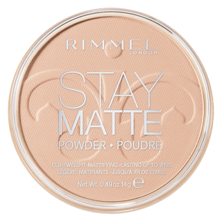 Rimmel London - Stay Matte Pressed Powder