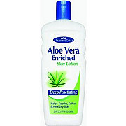 H-E-B | No Store Does More - Personal Care Aloe Vera Enriched Skin Lotion - Shop Body Lotion at H-E-B