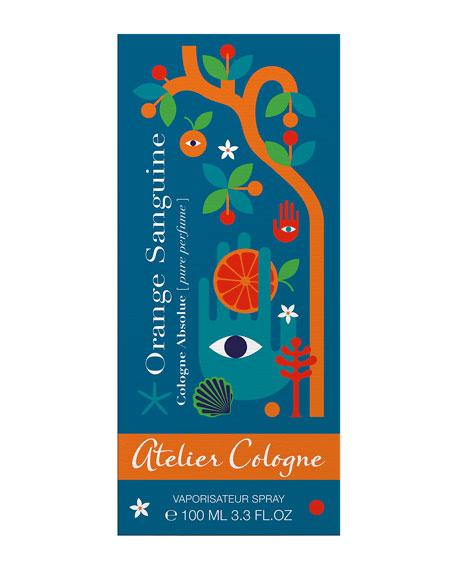 Neiman Marcus - Atelier Cologne Orange Sanguine 10-Year Anniversary Limited Edition, 3.4 oz./ 100 mL