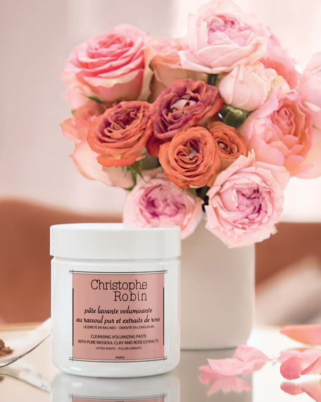Christophe Robin - Christophe RobinCleansing and Volumizing Paste with Rhassoul and Rose Extracts, 8.4 oz./ 250 mL