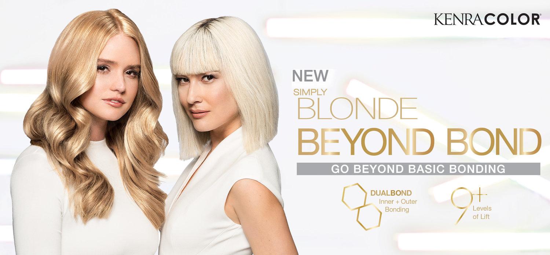 Kenra - NEW SIMPLY BLONDE BEYOND BOND LIGHTENER