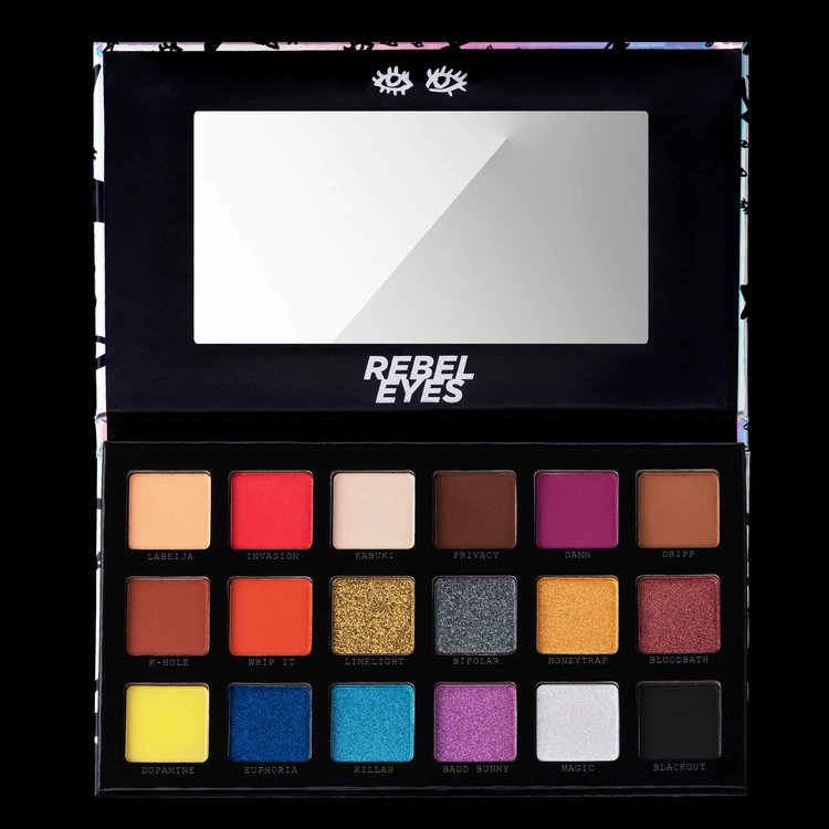 Per.Plex Beauty - REBEL EYES — PER.PLEX BEAUTY