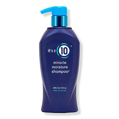 It's a 10 - Miracle Moisture Shampoo