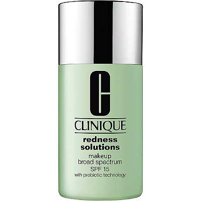Clinique - Redness Solutions Makeup Broad Spectrum SPF 15 with Probiotic Technology