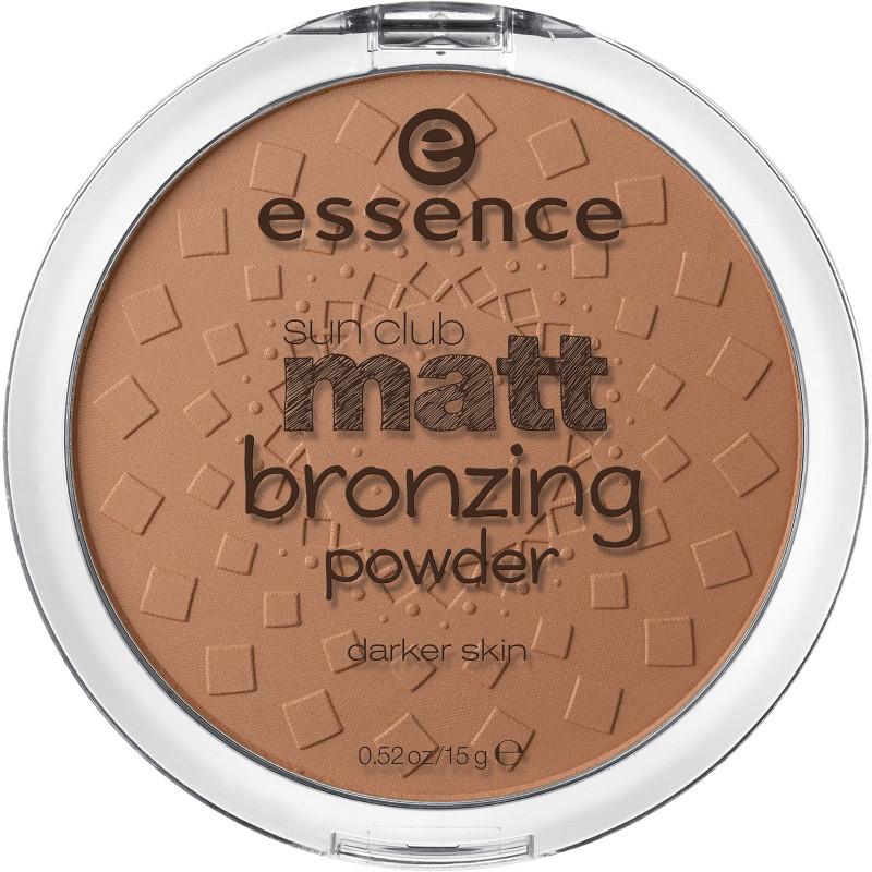 Essence - Sun Club Matt Bronzing Powder