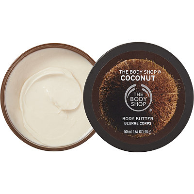 The Body Shop - Travel Size Coconut Body Butter
