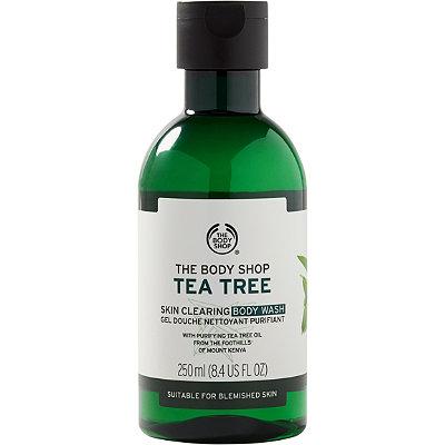 The Body Shop - Tea Tree Body Wash