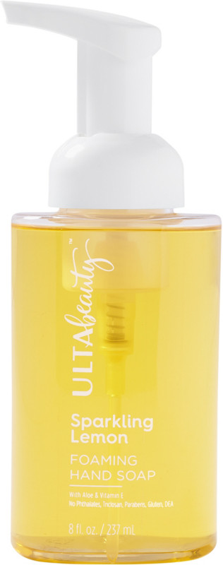 Ulta Beauty - ULTA Sparkling Lemon Foaming Hand Soap