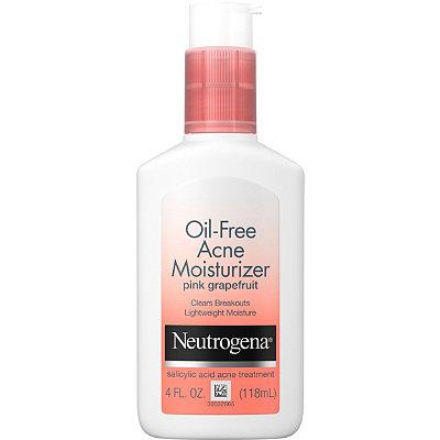 Neutrogena - Pink Grapefruit Oil-Free Acne Moisturizer