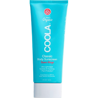 Coola - Guava Mango Classic Body Organic Sunscreen Lotion SPF 50