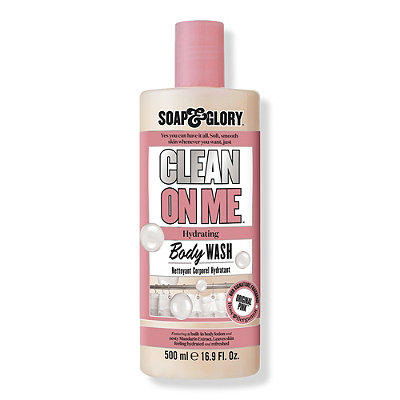 Soap & Glory - Clean On Me Creamy Clarifying Shower Gel