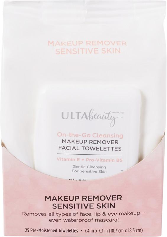 Ulta Beauty - ULTA Sensitive Skin Facial Cleansing Towelettes