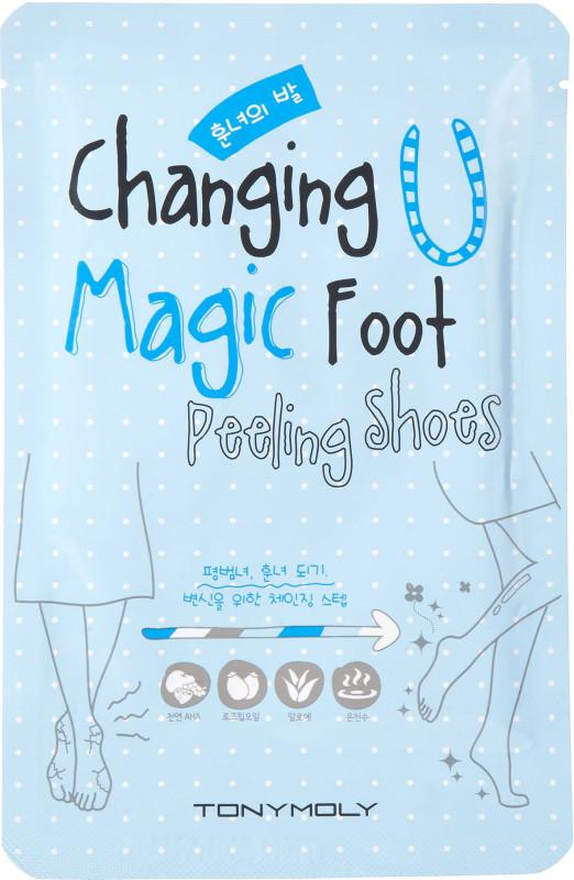 Ulta Beauty - TONYMOLY Foot Peeling Shoes   Ulta Beauty