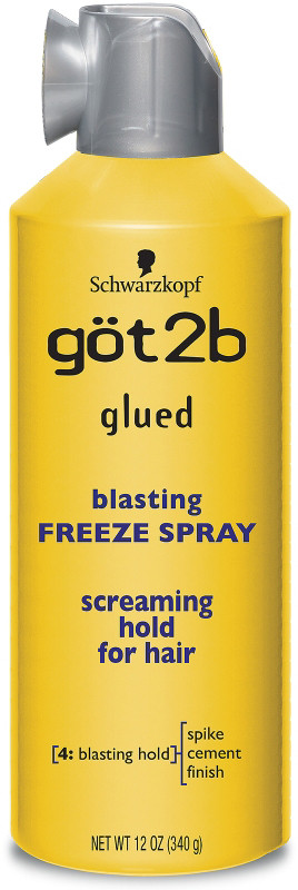 Ulta Beauty - Got 2b Glued Blasting Freeze Spray