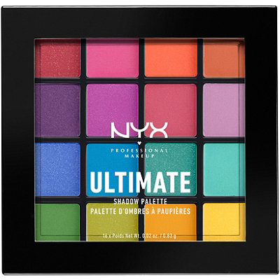 NYX - Brights Ultimate Shadow Palette