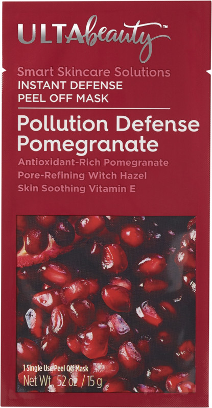 Ulta Beauty - ULTA Pollution Defense Pomegranate Instant Defense Peel Off Mask