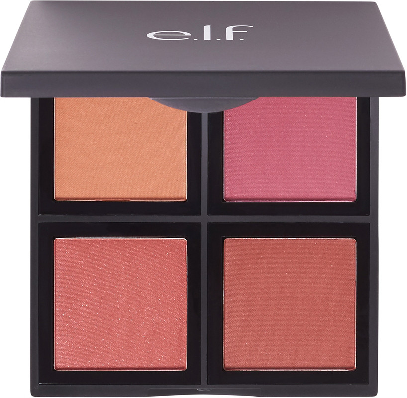 E.l.f Cosmetics - Powder Blush Palette, Dark