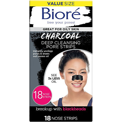 Bioré - Deep Cleansing Charcoal Pore Strips