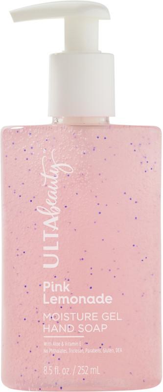 Ulta Beauty - ULTA Pink Lemonade Moisture Gel Hand Soap