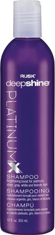 Ulta Beauty - Rusk PlatinumX Shampoo   Ulta Beauty