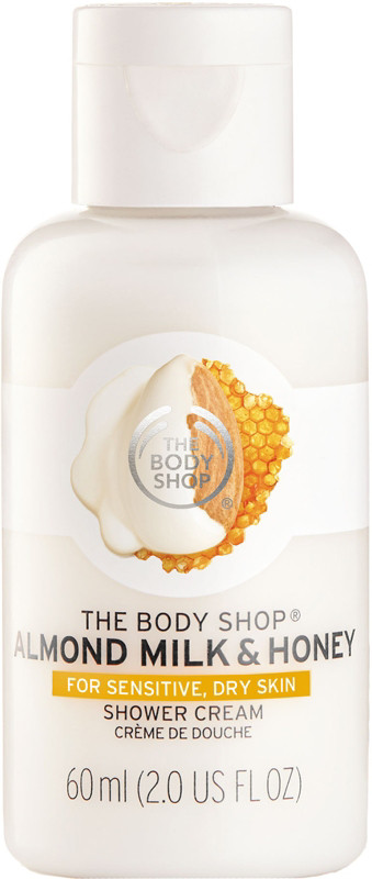 The Body Shop - Almond Milk & Honey Soothing & Caring Shower Cream